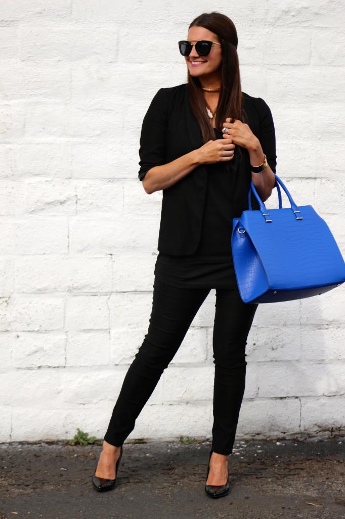 blue hm bag 2