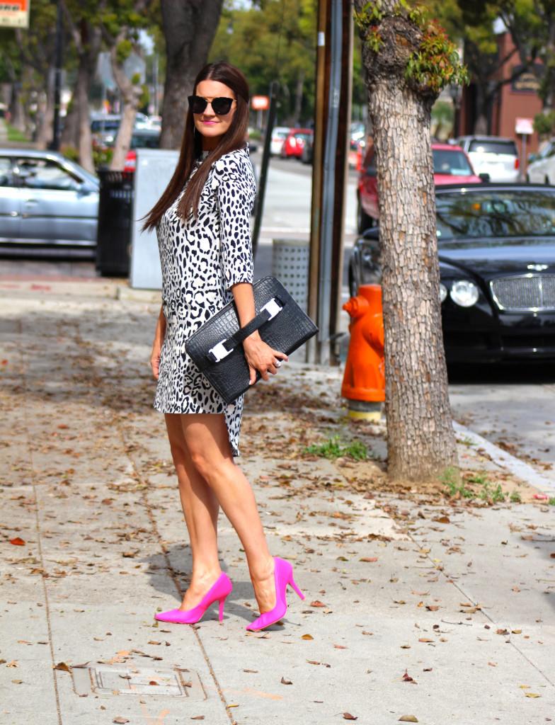 neon heels prada sunglasses 5