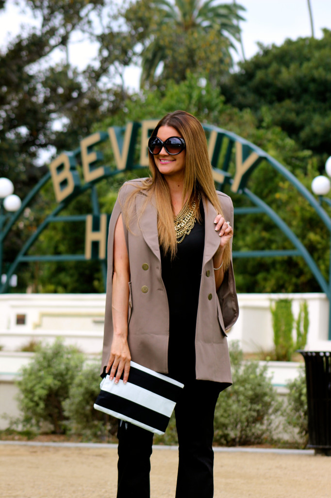 beverly hills asos cape fashion blog 1
